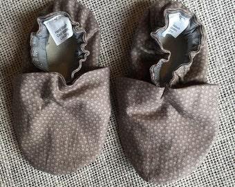 Earthy Pebbles shoes