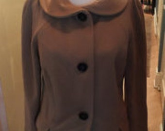beautiful barney's new york fine gauge wool jacket