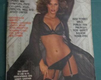 Vintage Playboy May 1978 Magazine