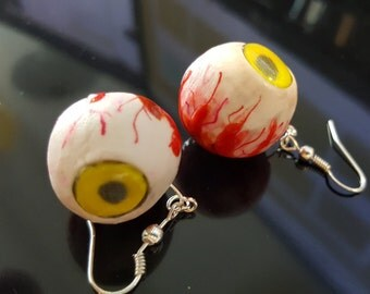 Eyeballs Earrings