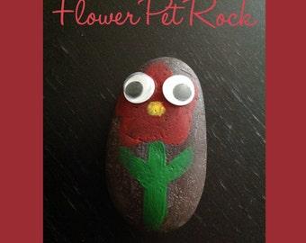 FLOWER PET ROCK - Lovely jubbly