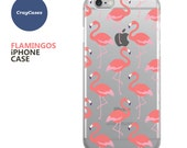 Flamingo iPhone Case for iPhone 6s iPhone 6s Plus  iPhone 7 (Shipped From UK)