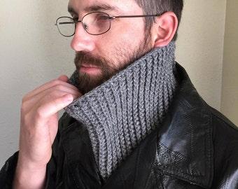 Mens Crochet Cowl Pattern