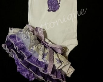 Baby Girl Bloomers and Outfit