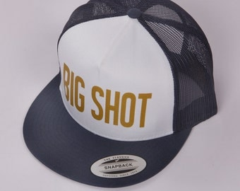 Cap BIG SHOT navyblue