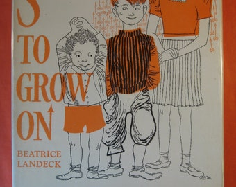 Songs to Grow On:  A Collection of American Folk Songs for Children