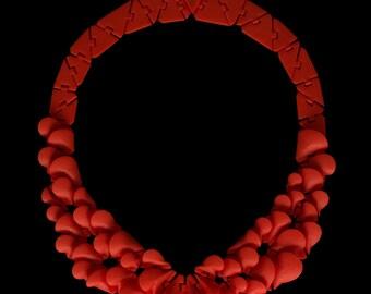 Kinematics Petals Flip Necklace
