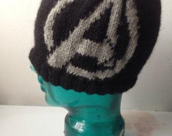 Avenger Symbol Hat