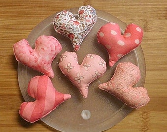 Valentines Day Heart Bowl Filler Decorations