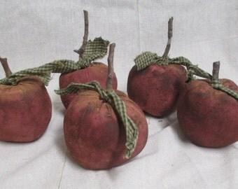 Harvest Apple Bowl Fillers-Primitive