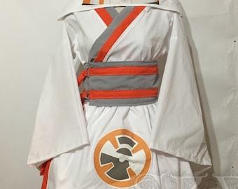 BB8 Kimono Dress
