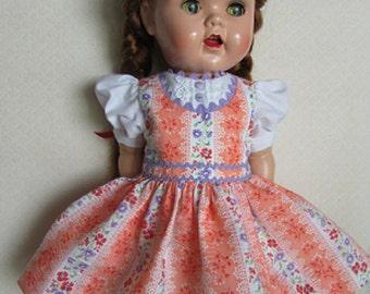 "For 16"" Saucy Walker, Jumper Dress Inspired by Original"