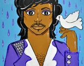 May U Live 2 See the Dawn (Farewell, Prince) Limited Edition Print