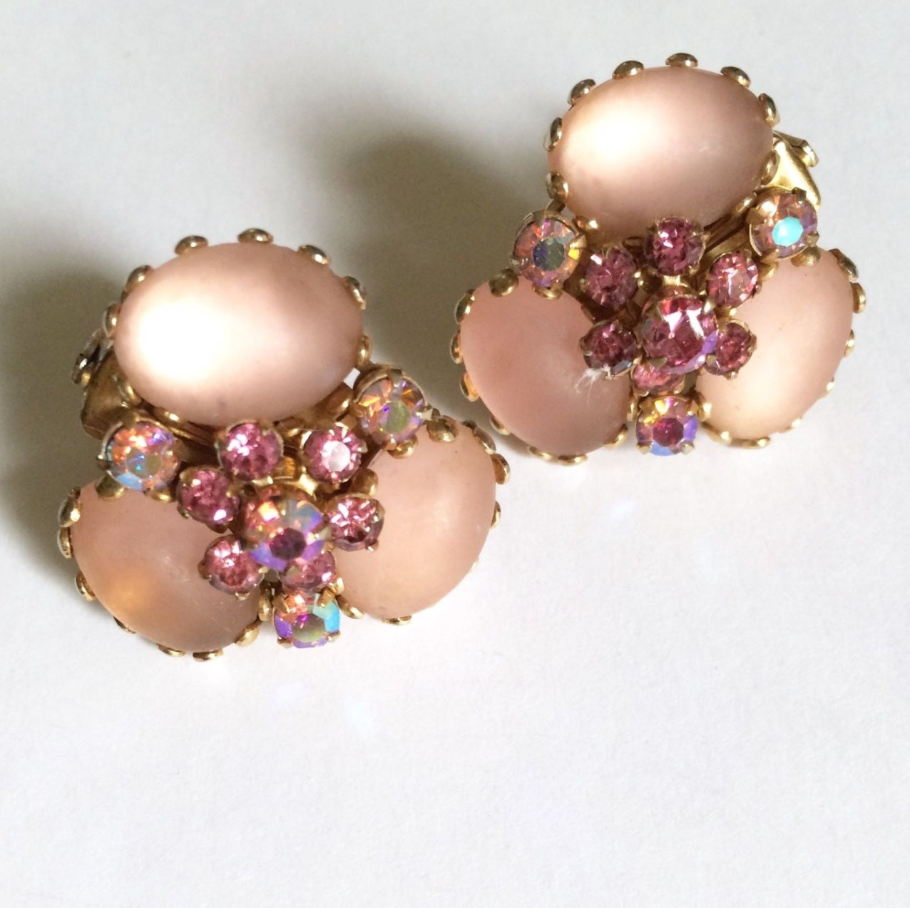 pink moonstone jewelry vintage - photo #14