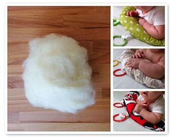 Wool Pillow Option Upgrade