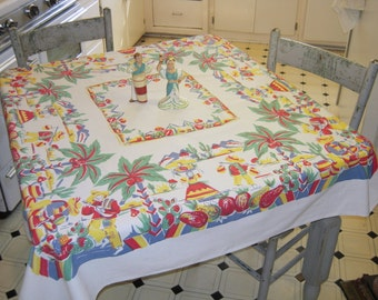 Image result for colorful hand made Mexican tablecloth