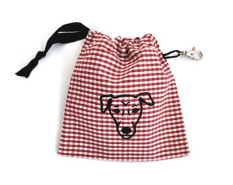 Jack Russell Treat Bag