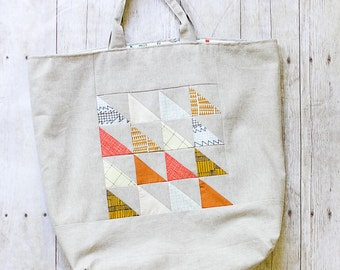 HST Tote Bag Pattern