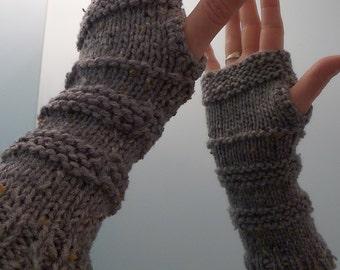 Hand Crocheted Fingerless Gloves, Texting Gloves, Crochet Gloves, Hand warmers