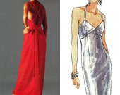 Givenchy Fitted Dress! Vintage ©1994 Vogue Paris Original Givenchy Sewing Pattern 1498, Misses' Dress, Sizes 12-14-16 Uncut w/ Factory Folds