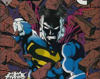 Issue 87 SUPERMAN Comic Book from DC Comics
