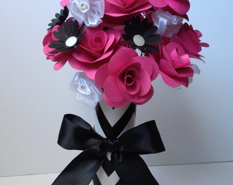 Centerpiece Wedding Flower Arrangement