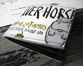 River Horse Hopalotamus Wallet