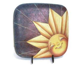 Hand Painted Tray | Your Are My Sunshine