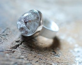 Celestial Rutile Ring