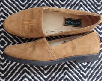 COLE HAAN Vintage 9 Suede Loafers