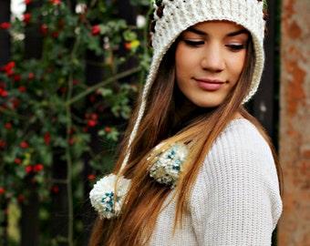 Dotty Hat Crochet Pattern
