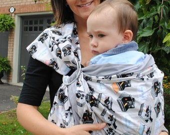 Picture Perfect- Adjustable Baby Sling