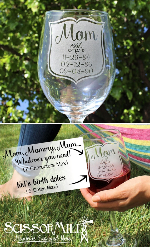 Personalized Gifts For Mom Mothers Day Gifts Gift By