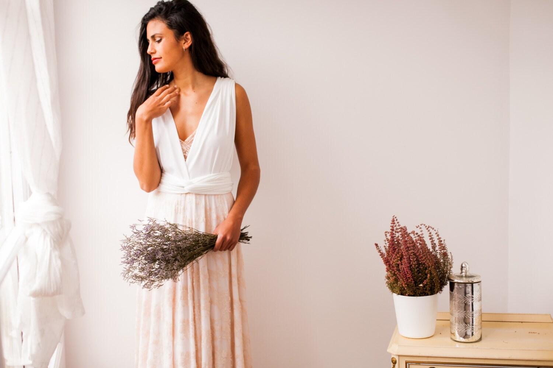 Rose Gold Lace Wedding Dress Rose Gold Wedding Dress Simple