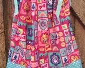 Skye/Everest Paw Patrol dress