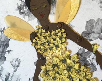 Fairy Paper Doll 18 - Haute Couture Iridessa