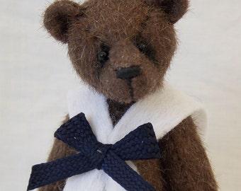 JOHN DEREK an adorable miniature teddy bear