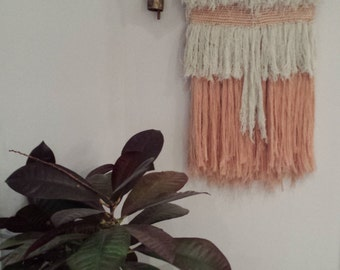 """Wallhanging """"Coral"""""""
