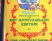 100 Anniversary Souvenir Program & Magazine of  Ringling Brothers Barnum and Bailey Circus