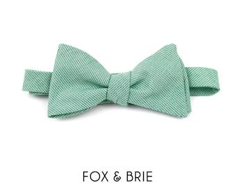 Emerald Bow Tie