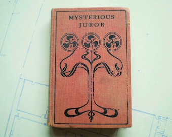 The Mysterious Juror - 1893 - by Fortune du Boisgobey - Antique Novel