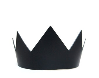 Leather Crown (Short)