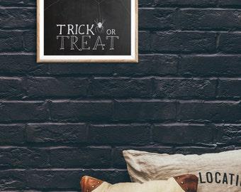 Trick or Treat (8x10) Digital Download