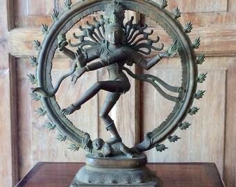 Nataraja / Bronze / South India