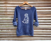 close to my heart Wheaten Terrier, Labradoodle, Goldendoodle, Yoga Pullover, Cozy Sweater, S,M,L,XL,2XL