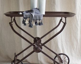 Antique Metal Cart