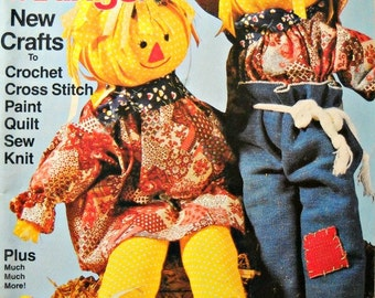 Crafts 'n Things Magazine, Vintage September 1988 Issue