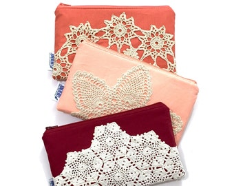 Bridesmaid Gift - Clutch Bag - Bridesmaid Clutch Set