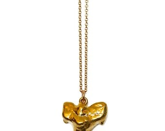 JAWS necklace - small