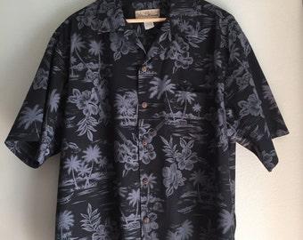 Hawaiian men's shirt size XL to XXL extra extra large